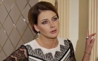 Любава Грешнова: детство артистки и кто ее муж
