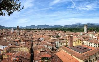 Город лукка италия