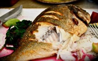 Сибас рецепты приготовления в духовке с фото