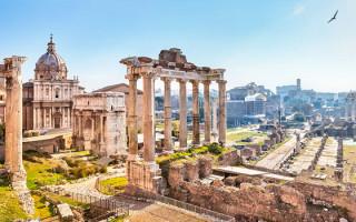 Объекты всемирного наследия в италии
