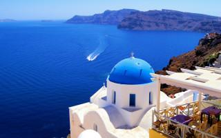 Самые красивые греческие острова